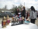 Mia's Closet Presents Family Fun Day at Jack Yates HighSchool!