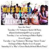 Next event REGISTRATION! Back2School Block Party at Baker Ripley NeighborhoodCenter!