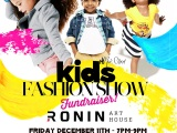 Mia's Closet Kids Fashion Show Fundraiser!